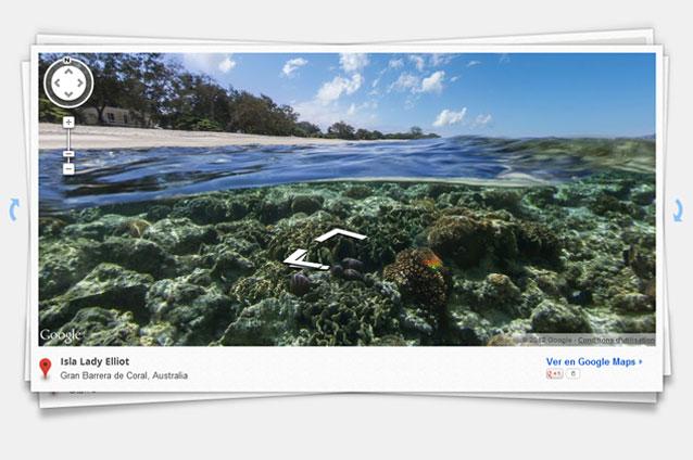 google streetview mer