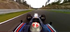 Vidéo interactive F1