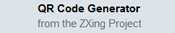 zxing.appspot.com/generator/