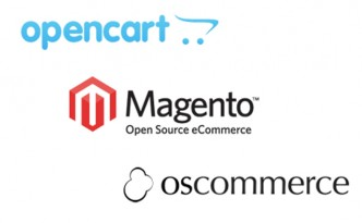 Magento-OsCommerce-Open-Cart